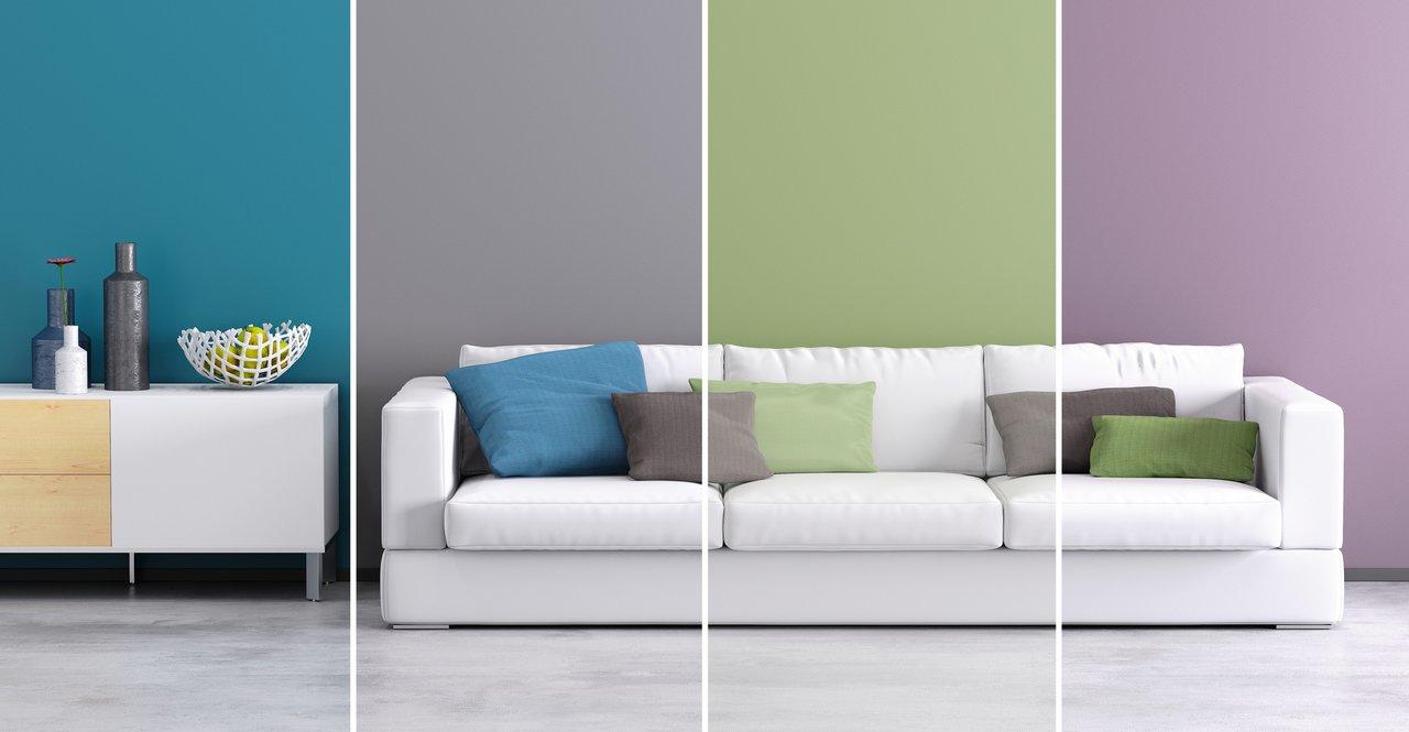 Farben über Farben   Da Fällt Die Auswahl Schwer!