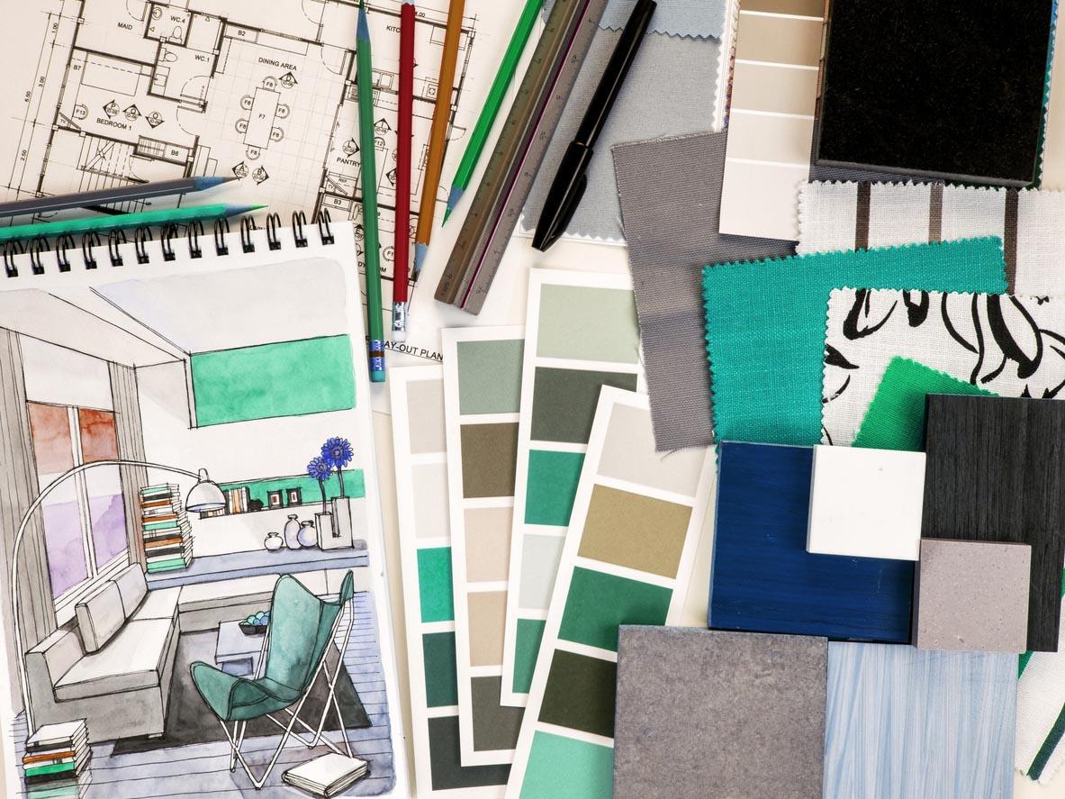 Individuelle Farbberatung - Haus Design Hopf